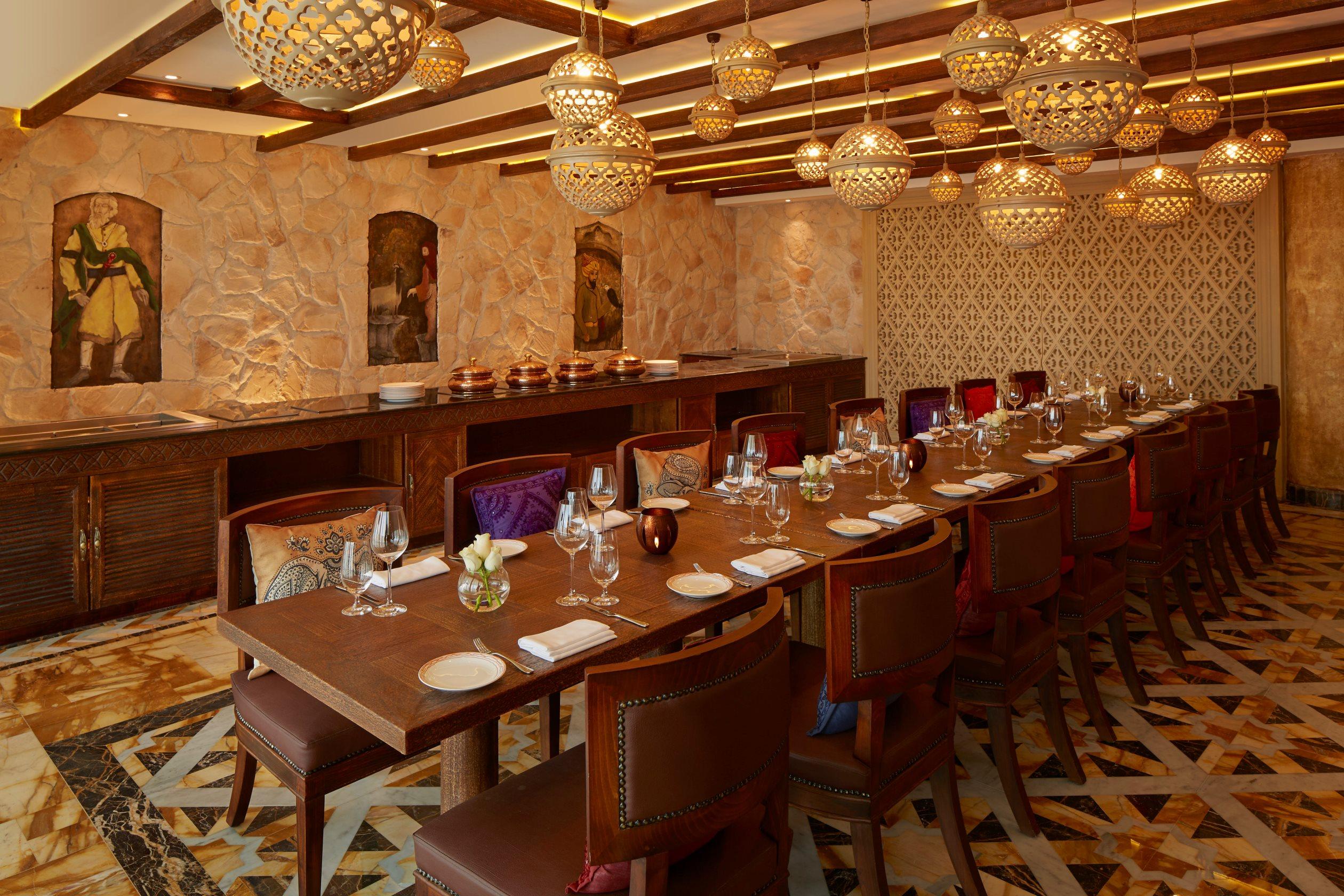 إفتتاح مطعم خيبر للمأكولات الهندية في فندق ديوكس دبي