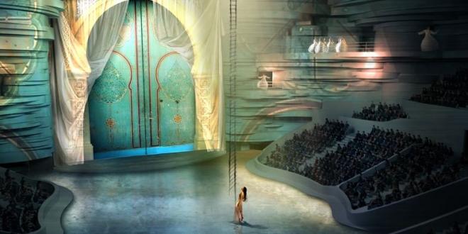 دبي تستضيف عرض لابيرل المذهل