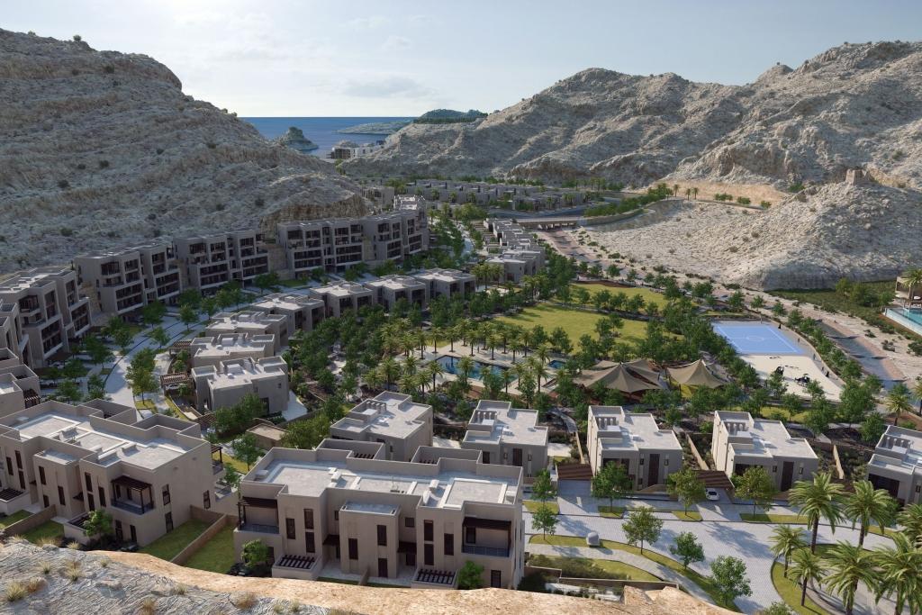 خليج مسقط يفتتح مساكن جديدة مميزة تطلّ على المنتزه