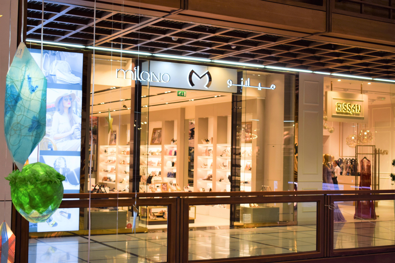 إفتتاح متاجر جديدة المول في المركز التجاري العالمي أبوظبي