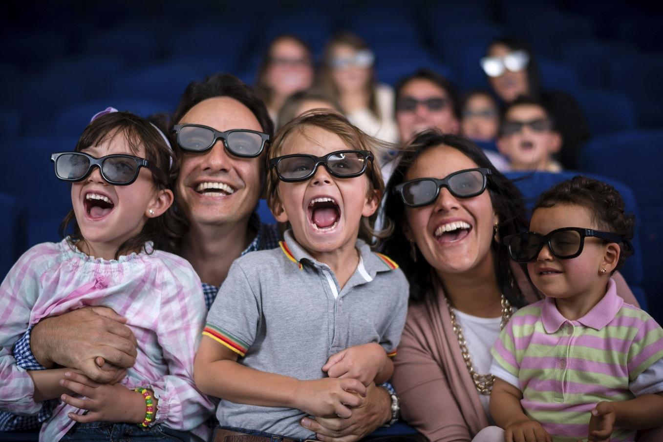 ريل سينما تقدم عروض الأفلام الصباحية للأطفال طوال شهر أغسطس