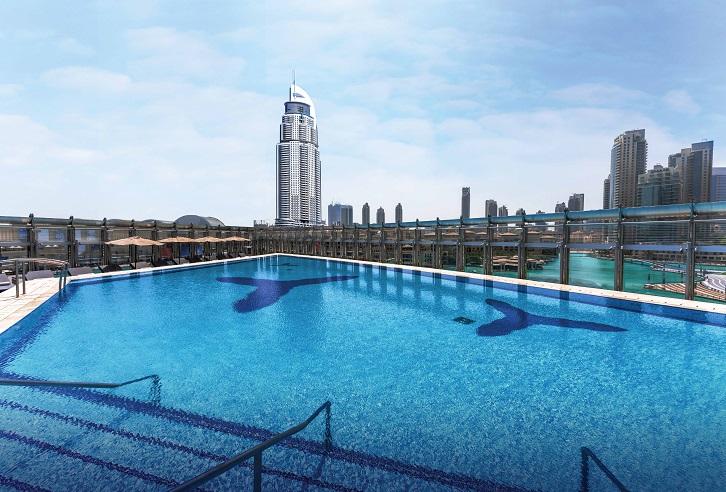 صورة نادي البرج يقدم عرضاً جديداً خاصاً بعضوية حوض السباحة