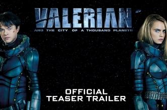 الفيلم العالمي فاليريان ومدينة الألف كوكب يصل لدور السينما في دبي