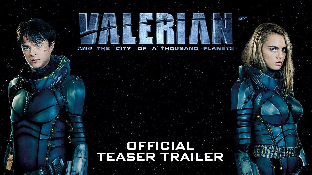 Photo of الفيلم العالمي فاليريان ومدينة الألف كوكب يصل لدور السينما في دبي