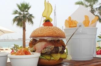 أبرز المطاعم لتناول البرجر في دبي