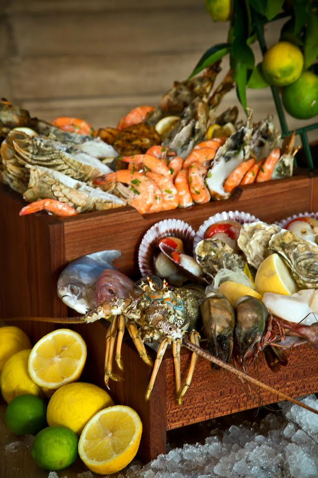 مطعم يالومبا في لو ميريديان دبي يقدم ليلة المأكولات البحرية