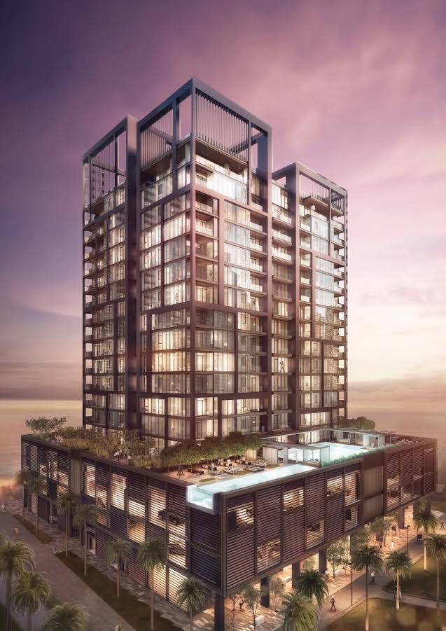 """إلينغتون العقارية تطلق مشروعها السكني العصري الحائز على جوائز """"دي تي 1"""""""
