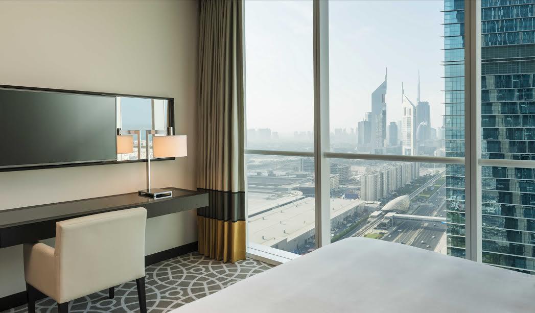 عروض فندق شيراتون جراند دبي لشهر يوليو 2017