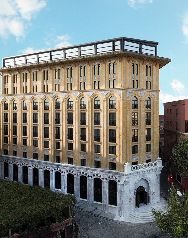 1.)Ajwa Hotel Sultanahmet (Copy)