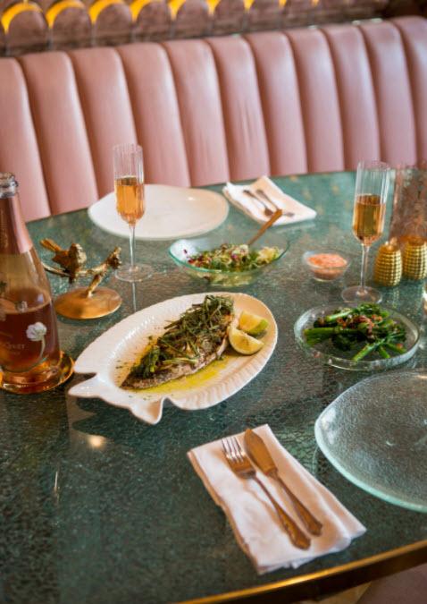 صورة مطعم فلامينجو روم يستعد لإفتتاح أبوابه في جميرا النسيم