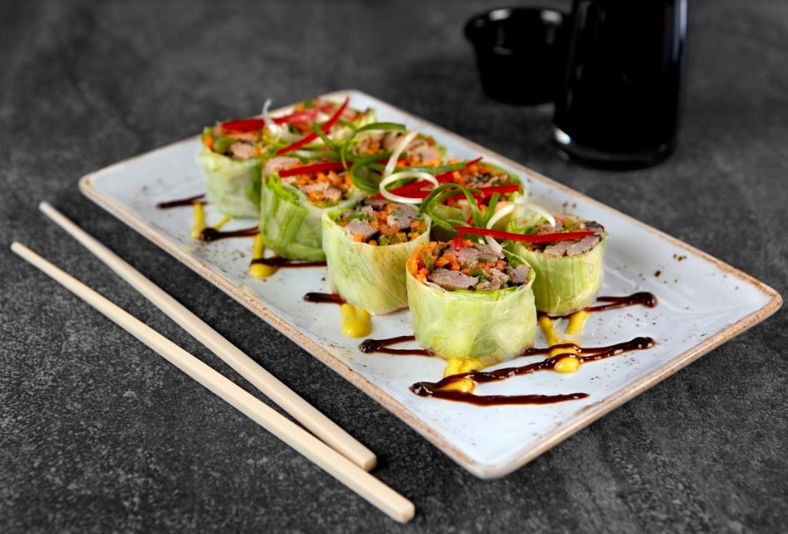 مطعم بي. إف. تشانغز يطلق قائمة طعام ستأخدكم في رحلة عبر المطبخ الآسيوي