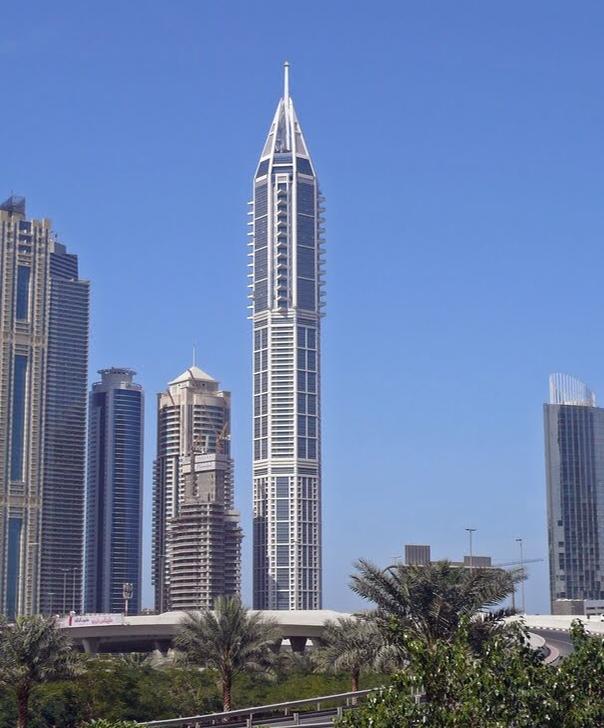Photo of أبراج يجب عليك زيارتها في دبي