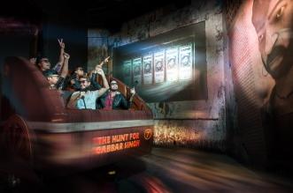 بوليوود باركس دبي تستضيف مطاردة الشرير من الفيلم الشهير شولاي