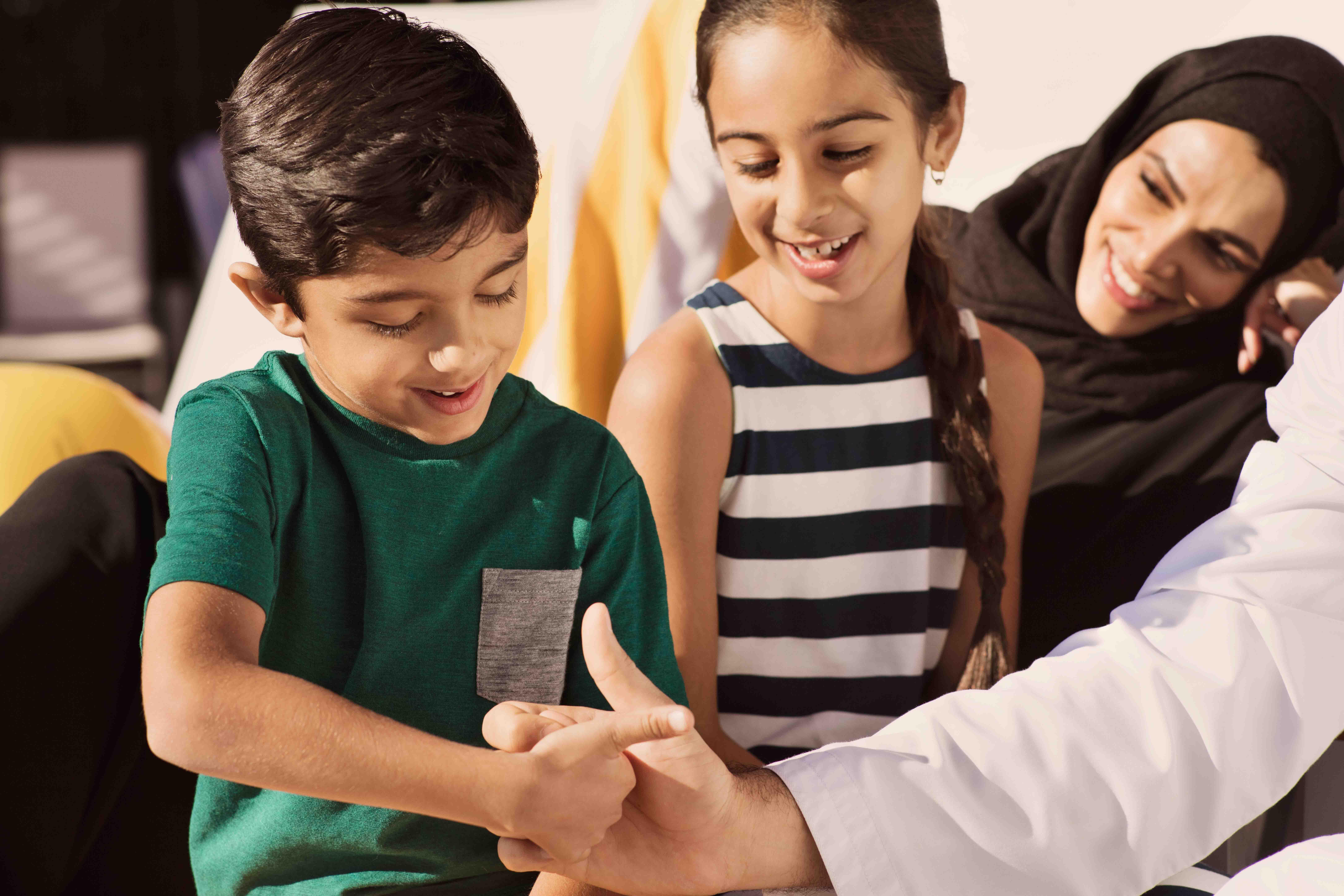 شيراتون مول الإمارات يحتفل بعيد الأضحى 2017