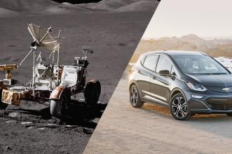 جنرال موتورز تنقل تكنولوجيا السيارات الكهربائية بالكامل من القمر إلى الأرض