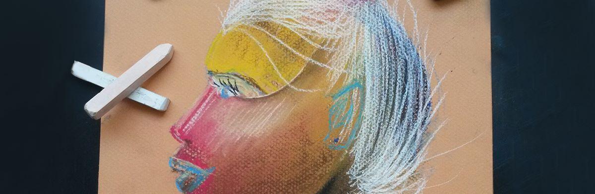 دبي تستضيف ورشة عمل الرسم بالباستيل
