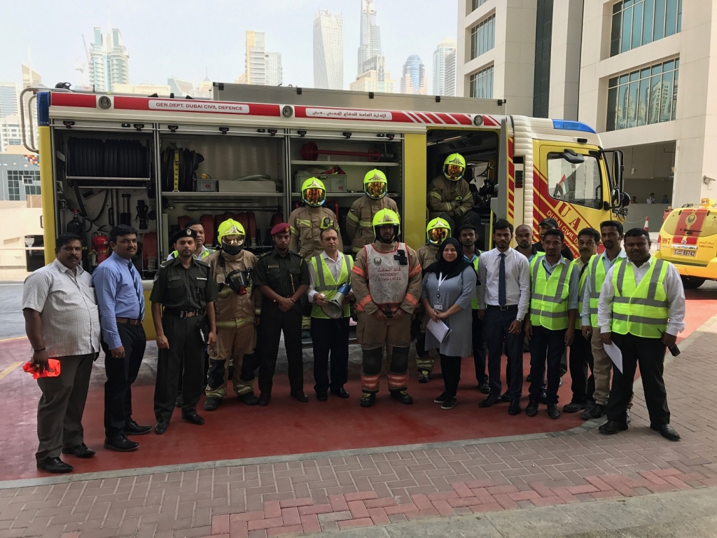 Fire drills conducted (1)