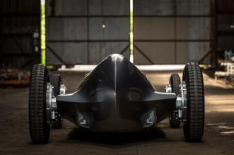 سيارة إنفينيتي المستوحاة من التراث للمرة الأولى في موكب بيبل بيتش 2017