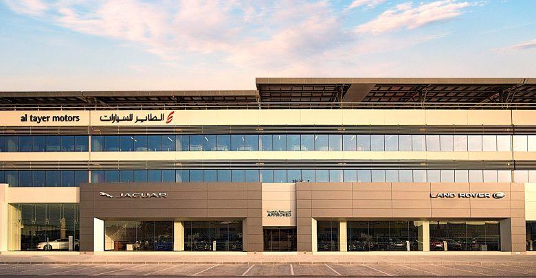 إفتتحتجاكوار لاند روڤر تفتتح مركز للسيارات المستعملة المعتمدة في دبي