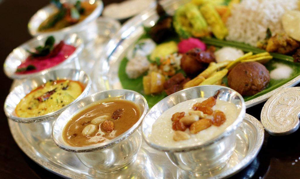 العنوان مرسى دبي يستضيف مهرجان أونام سادهيا للمأكولات