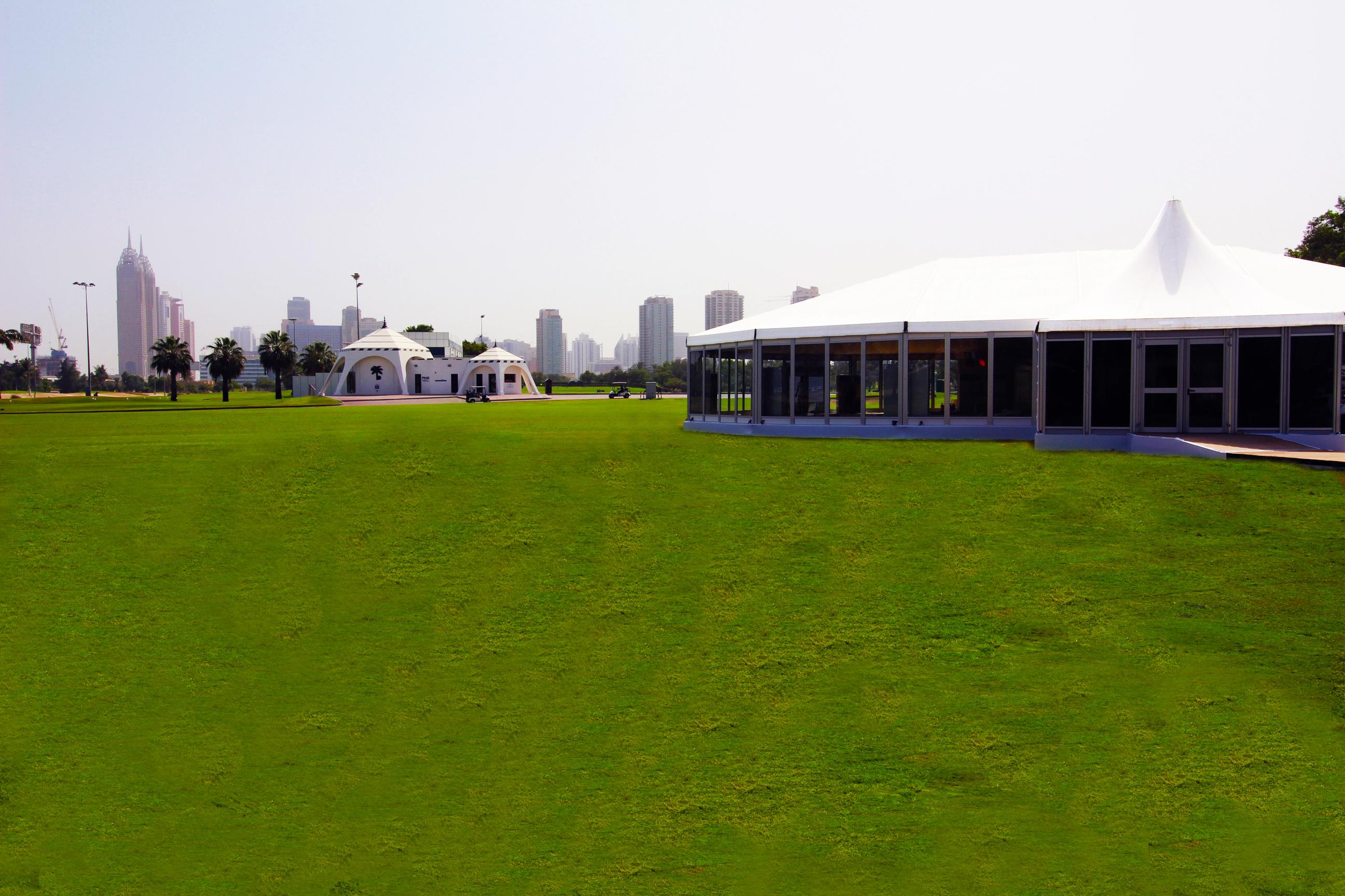 نادي الإمارات للجولف يطلق خيمة الترفيه الصيفية