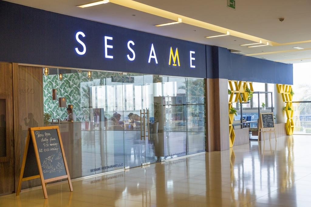 Sesame-1
