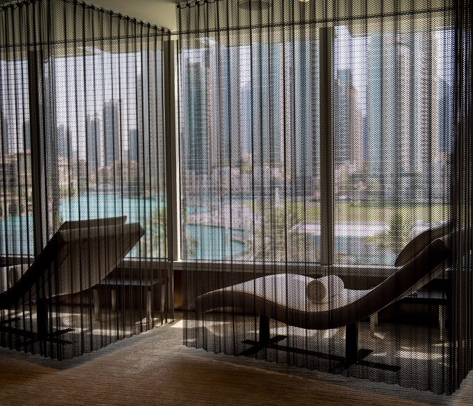 The Burj Club Spa – Lounge