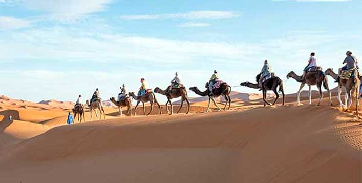 تمتعوا برحلة سفاري صحراوي ممتعة خلال عطلة عيد الاضحى 2017