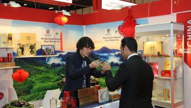 صورة انطلاق الدورة الخامسة لمعرض أسبوع الصين للتجارة 2017