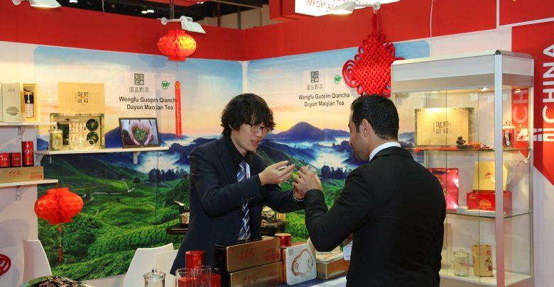 انطلاق الدورة الخامسة لمعرض أسبوع الصين للتجارة 2017
