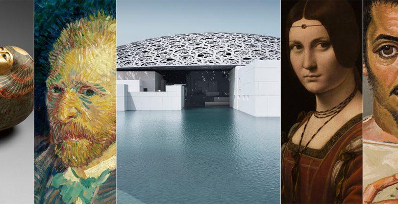 أبرز اللوحات الفنية التي سيتم عرضها في لوفر أبوظبي