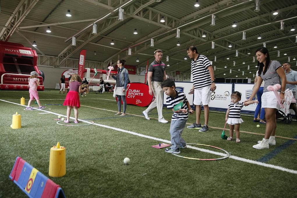 فعاليات اليوم المفتوح تنطلق قريبا في مدينة دبي الرياضية