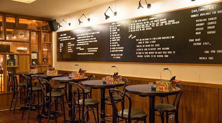 مطعم مومباي آند كو للمأكولات الهندية في دبي