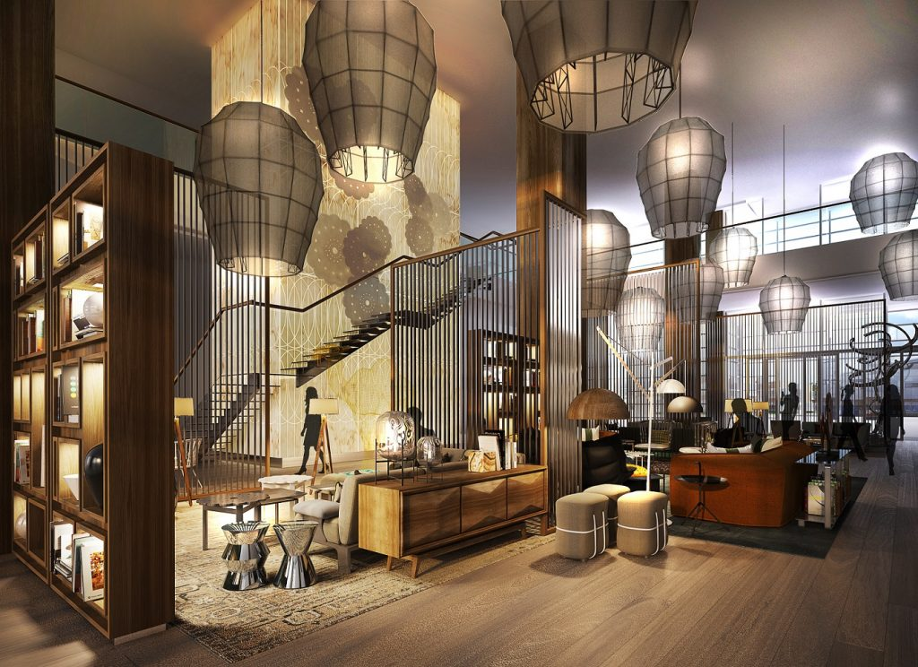 DoubleTree_Dubai_Business_Bay_Main_Lobby