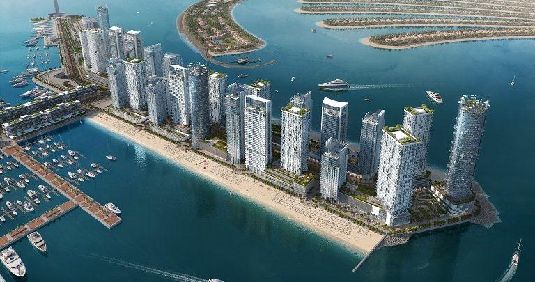 إعمار العقارية تطور وحدات سكنية وفندقاً جديداً ضمن مشروع دبي هاربر