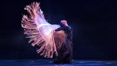 عرض رقص للفنانة إيفا يربابوينا في دبي