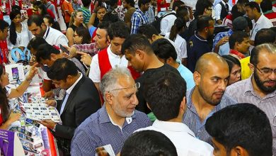 دبي تستضيف معرض جايتكس شوبر 2017