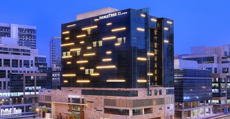 إفتتاح فندق دبل تري من هيلتون الخليج التجاري في دبي