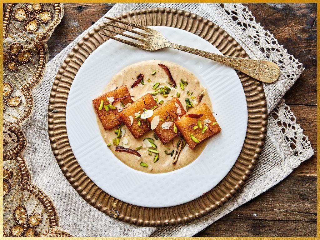 مطعم قصر الهند يقدم تجربة طعام جديدة تدعى خانساما