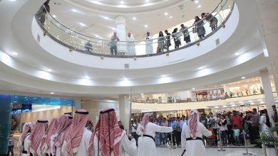 فعاليات دبي احتفاءً باليوم الوطني للمملكة العربية السعودية