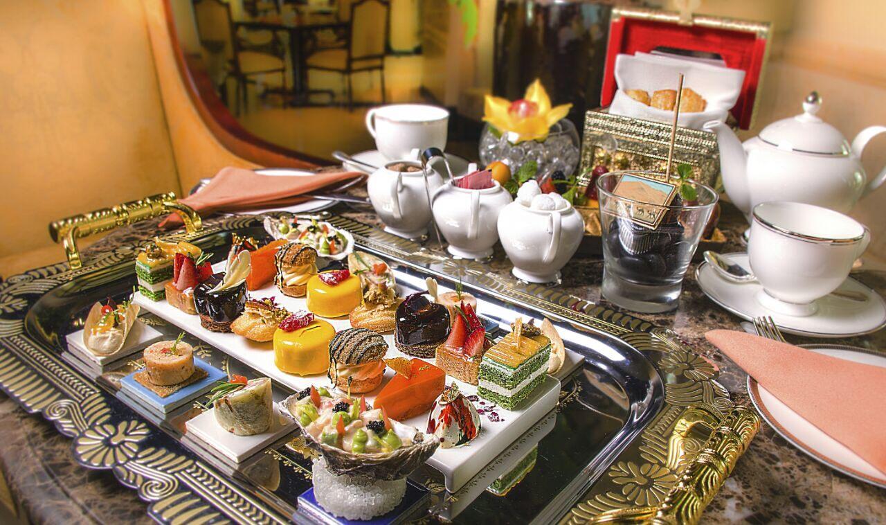 فندق شانغريلا قرية البري أبوظبي يكشف عن مفهوم جديد لاحتساء الشاي