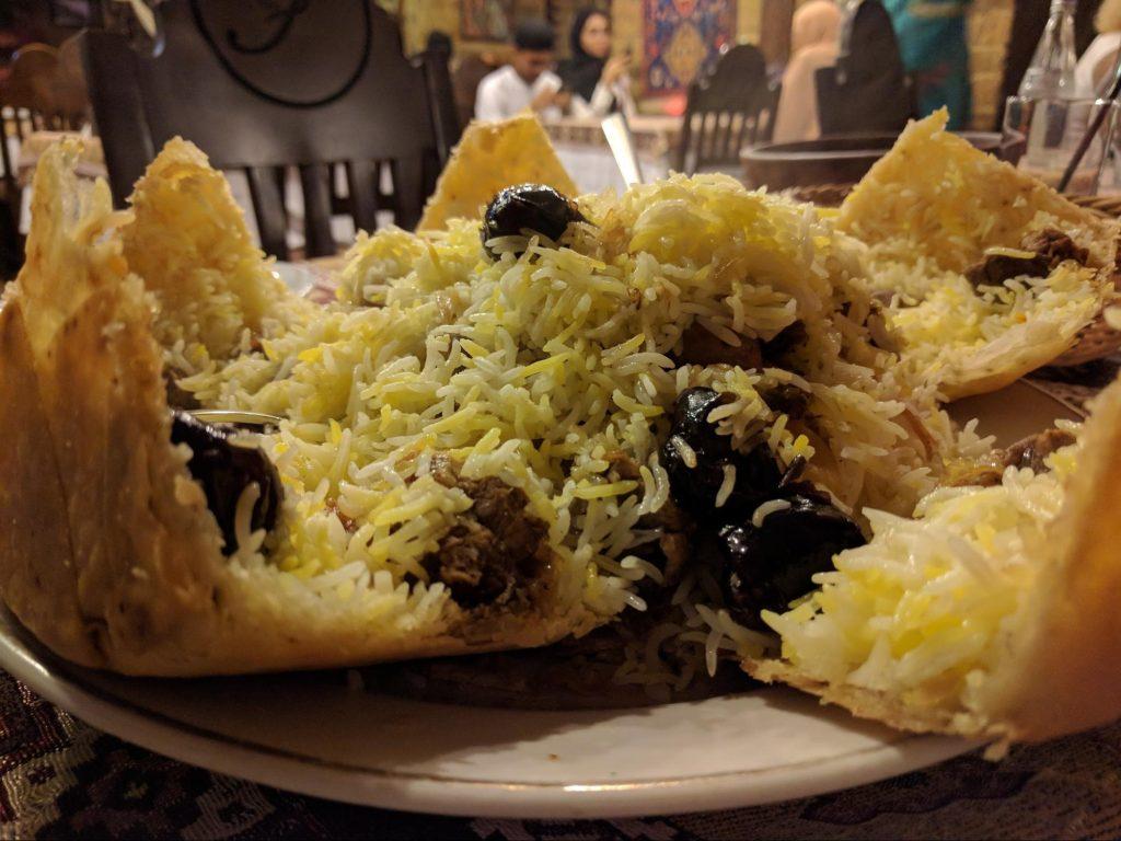 أشهر أكلات اذربيجان
