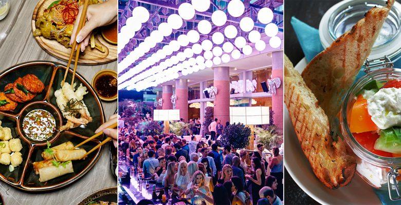 3 مطاعم رائعة لابد لك من تجربتها في دبي