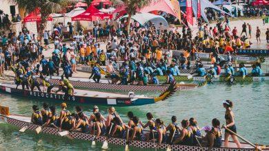 Photo of أبوظبي تستضيف مهرجان قوارب التنين للعام العاشر على التوالي