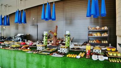 فندق برج رافال كمبينسكي يقدم عرض غداء يوم السبت
