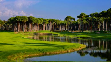 منتجع ريجنوم كاريا جولف وسبا يستضيف بطولة الخطوط الجوية التركية للجولف 2017