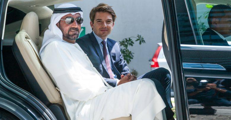 أوبر تطلق خدمة أوبر وان  للمركبات الكهربائية في دبي