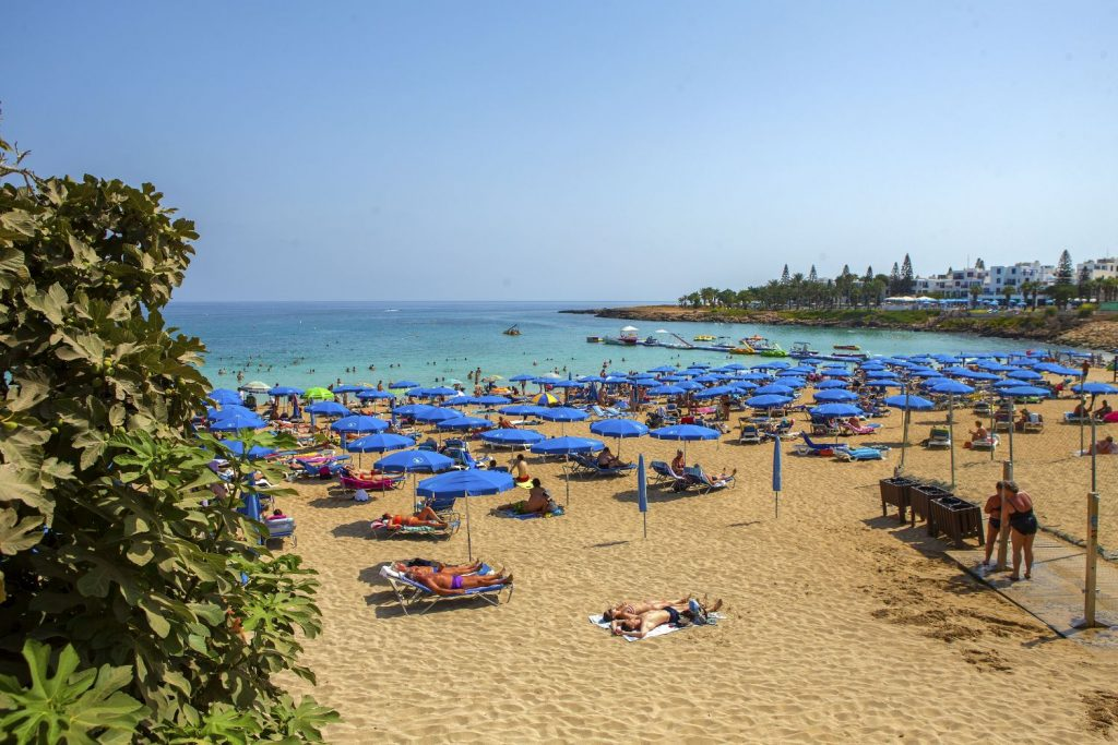 4. Cyprus Tourism Organisation – Fig Tree Bay