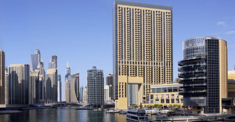 Address Dubai Marina – Hero LR