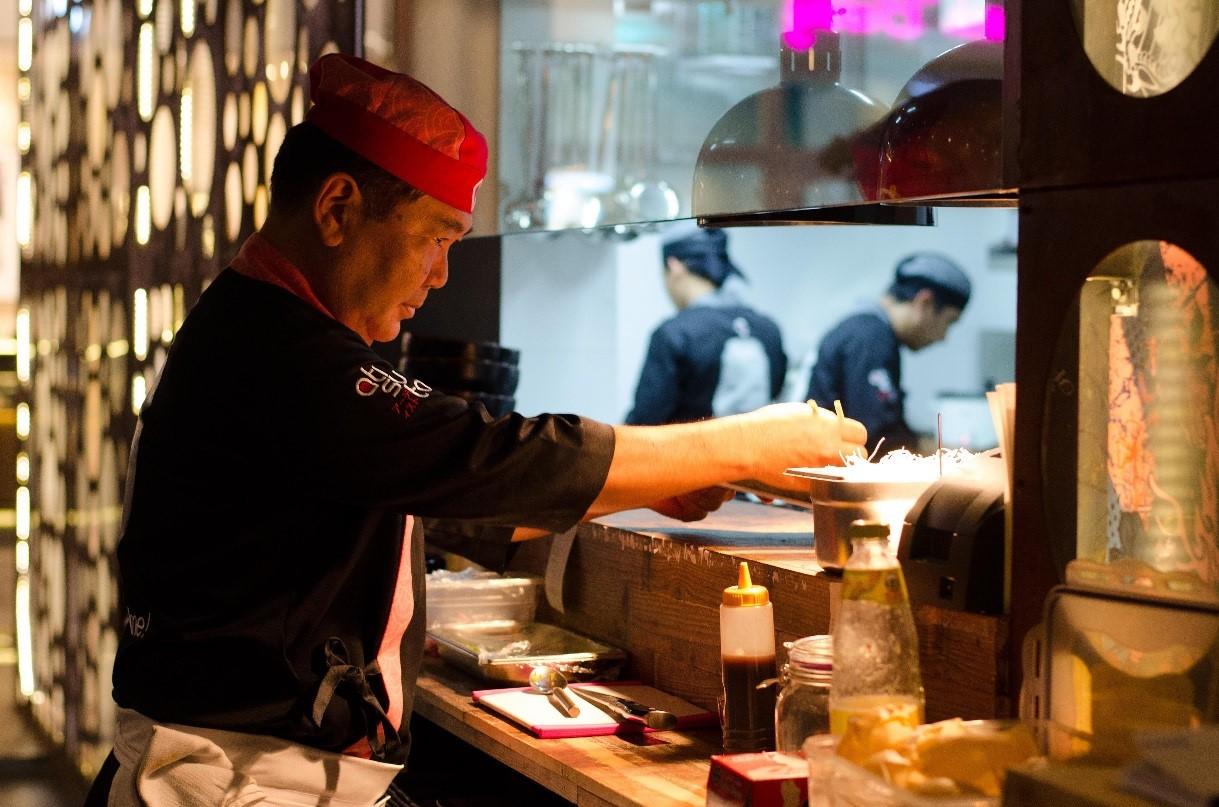 مطعم ومخبز آتيسوتو يفتتح أبوابه في ابن بطوطة مول